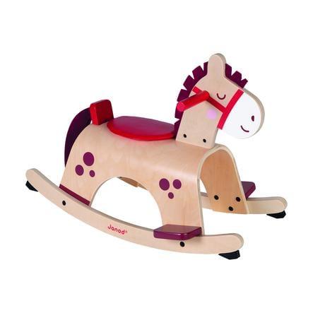 Janod® Schaukeltier Pony