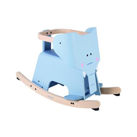 Janod ® Schommelende dierenolifant