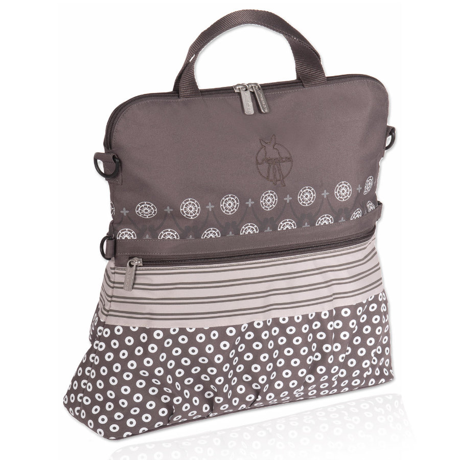LÄSSIG Casual Buggy Bag Multimix slate