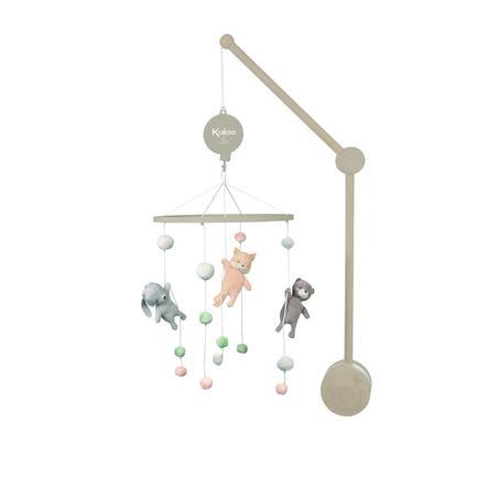 Kaloo ® hjemmemusik-mobil kanin, bjørn og ræv
