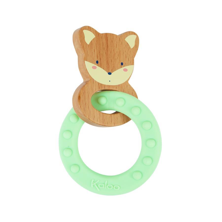 Kaloo ® Casa dentatura ad anello di volpe