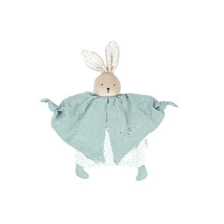 Kaloo ® Petit s Pas - knuffeldoekje haas grijs