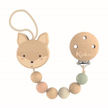Kaloo® Home Schnullerkette Fuchs