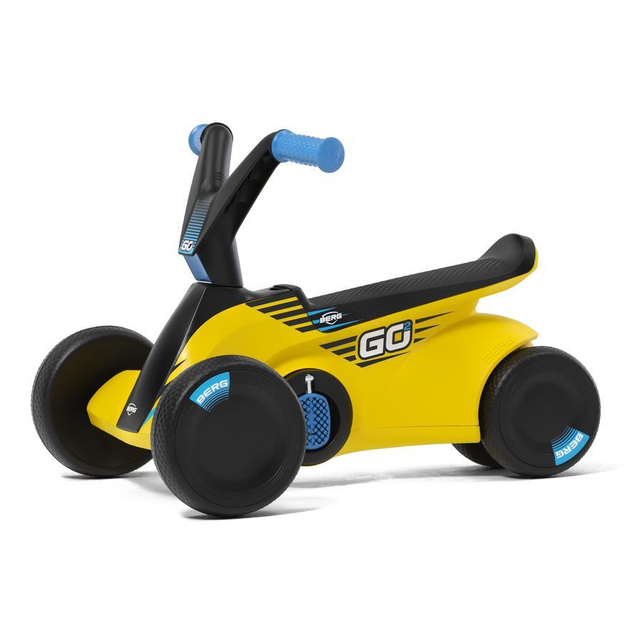 BERG slide GO² SparX keltainen