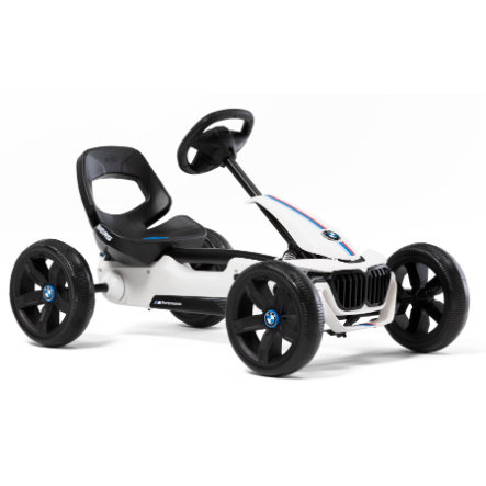 BERG Toys - Go-Kart a pedali BERG Reppy BMW
