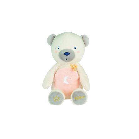 Kaloo Home plyšový medvídek s nočním světlem