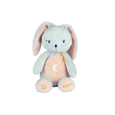 Kaloo ® Domowa przytulanka króliczek z nocnym światłem