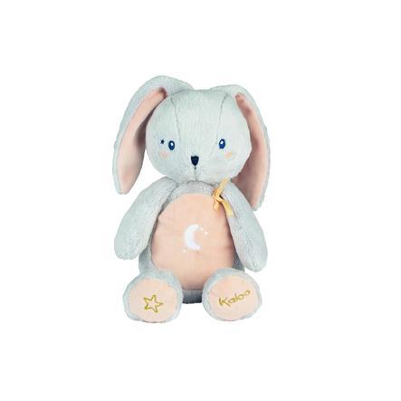 Kaloo ® hemlig leksakskanin med nattljus