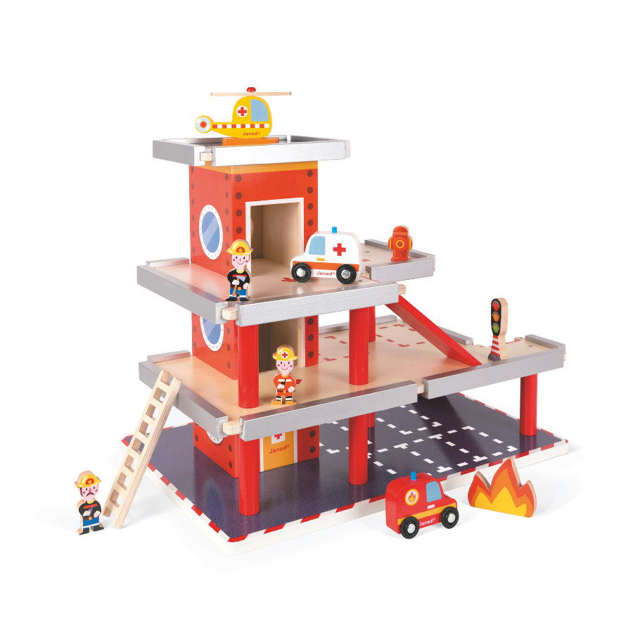 Janod ® brandkårstation