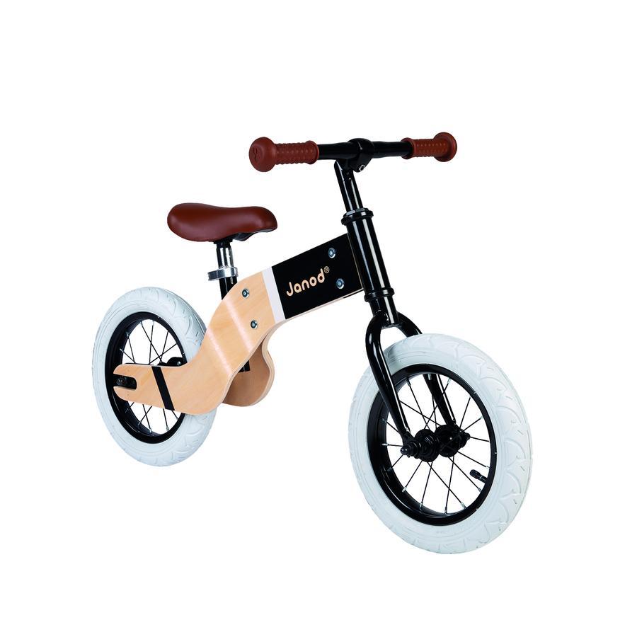 Janod ® Juoksupyörä Deluxe, luonnollinen / musta