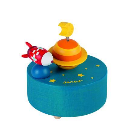 Janod Music box Raketa