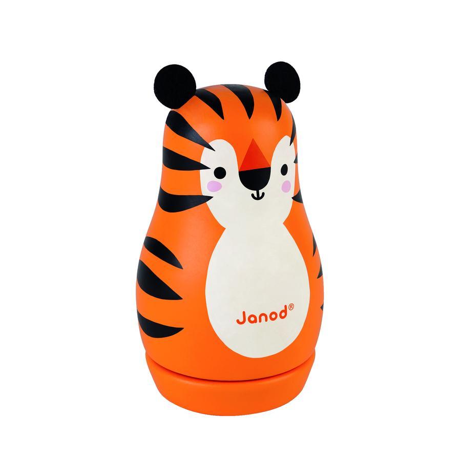 Janod Music box Tigr