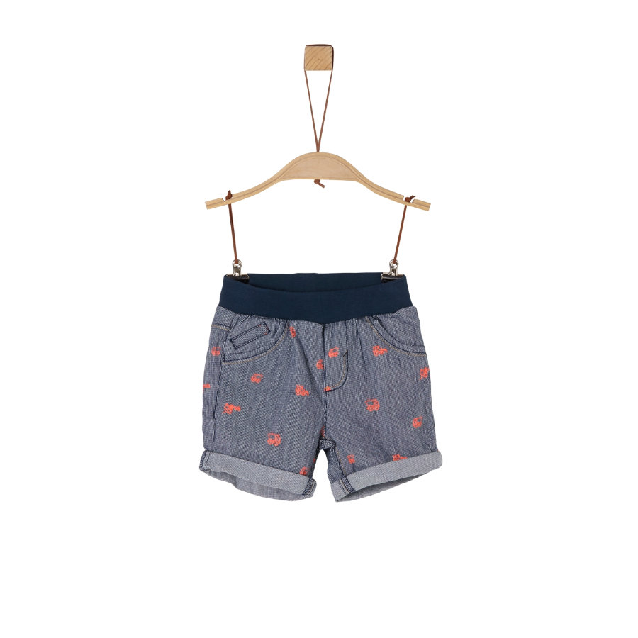 s. Olive r pantalones cortos azules...