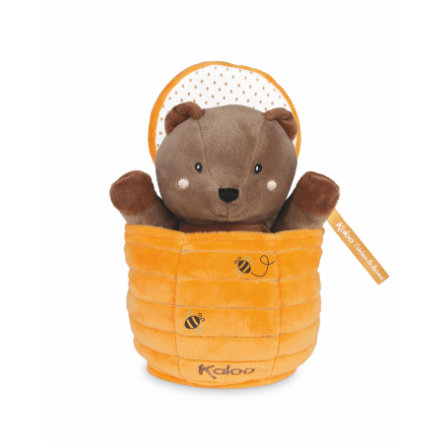 Kaloo® Marionnette cache-cache Ted l'ours