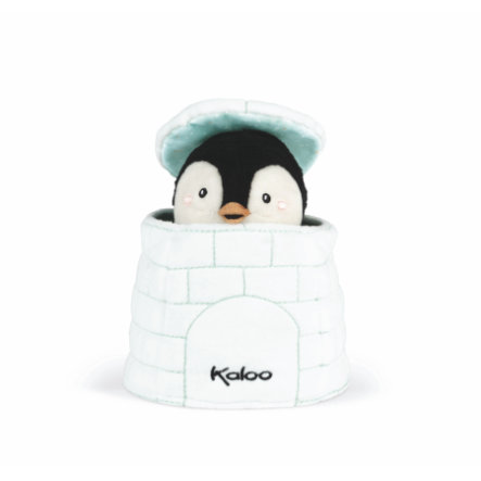 Kaloo® Marionnette cache-cache Gabin le pingouin