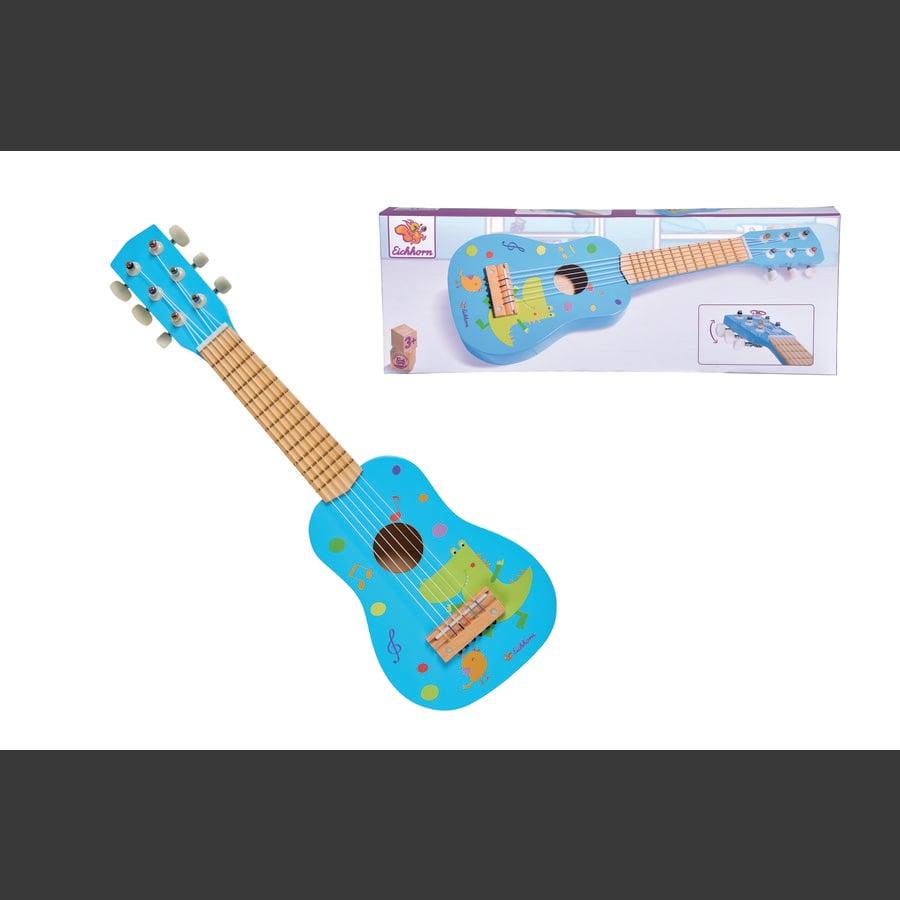 Eichhorn Musik Holzgitarre