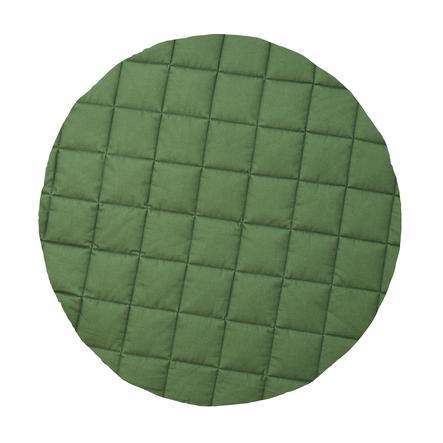Kids Concept ® Leker teppe rund, grønn