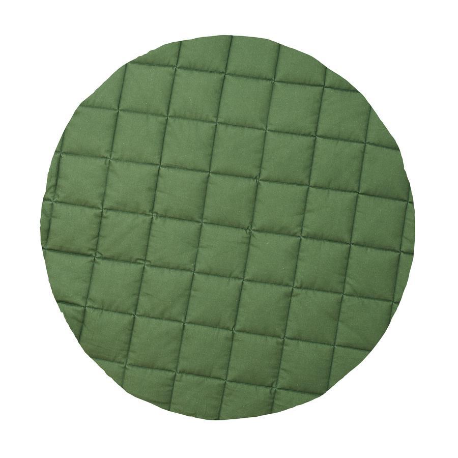 Kids Concept ® Leger tæppe rundt, grøn