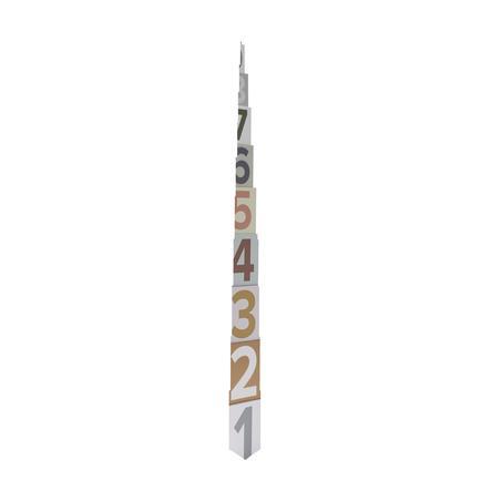 Kids Concept ® Kartonová kostka 1-10 Edvin