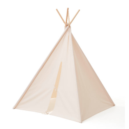 Kids Concept® Tipi Zelt, beige
