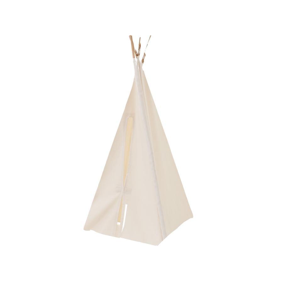 Kids Concept ® Tipi telt mini, hvit