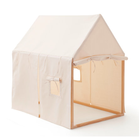 Kids Concept® Hauszelt 110x80 cm, beige