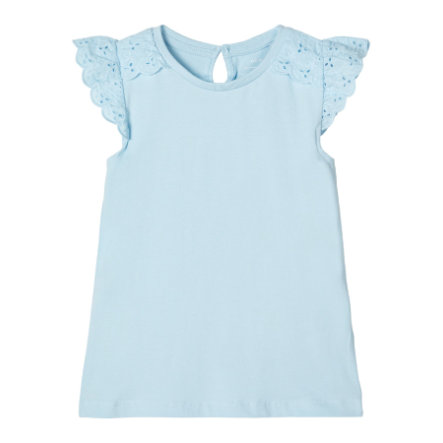 name it Girls T-Shirt Nmffalace dream blue