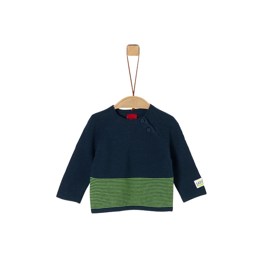 s. Oliv r tröja mörkblå