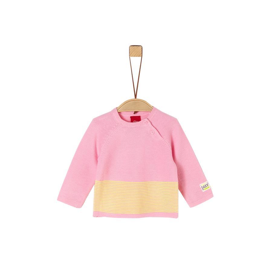 s.Oliver Pullover puder pink