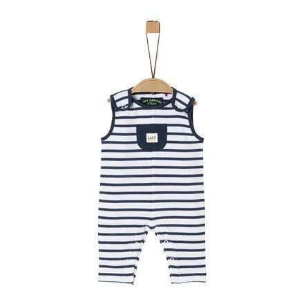 s.Oliver Overall ocean blue stripes