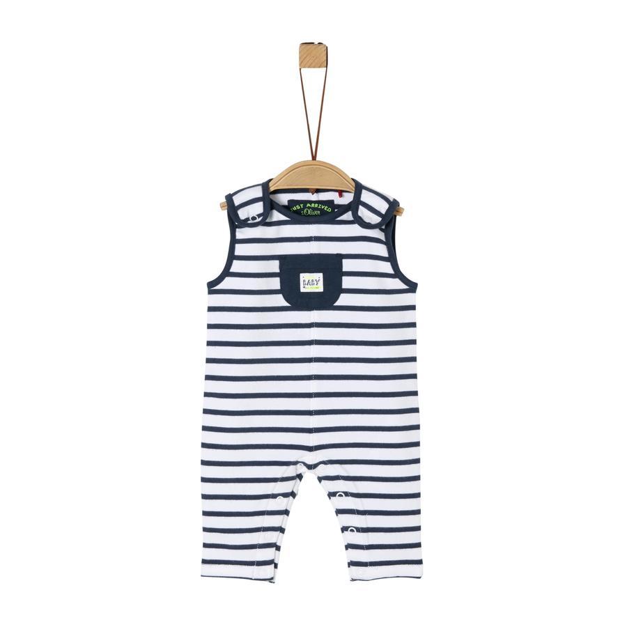 s. Oliven r kjele passer havblå striper