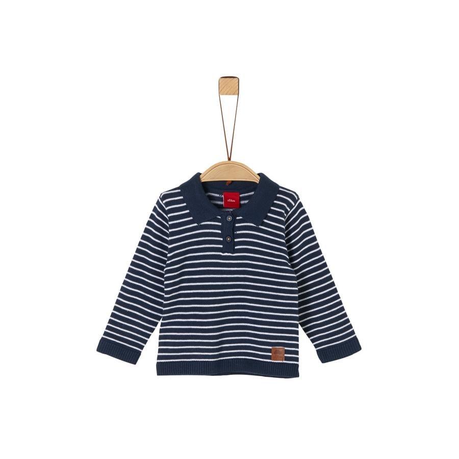 s. Oliv r blå tröjor