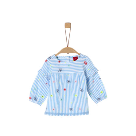 s.Oliver Bluse light blue