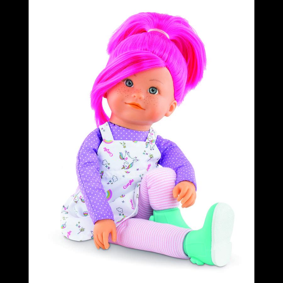 Corolle® Poupon Rainbow Doll Néphélie