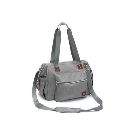 fillikid Přebalovací taška Melange světle šedá