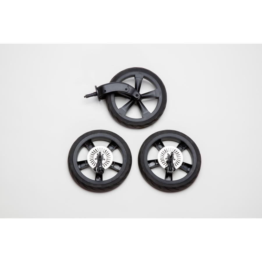tfk mono-rattaiden pyöräsarja mustavalkoinen
