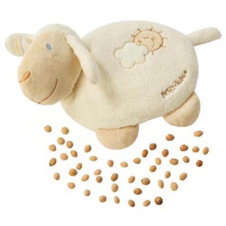 FEHN Cherry Pit Pillow Baby Love Sheep Paul