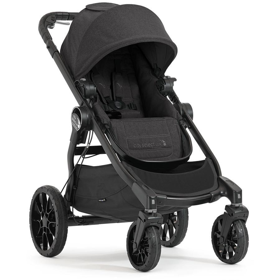 Baby Jogger Kinderwagen City Select Lux Granite Dunkelgrau