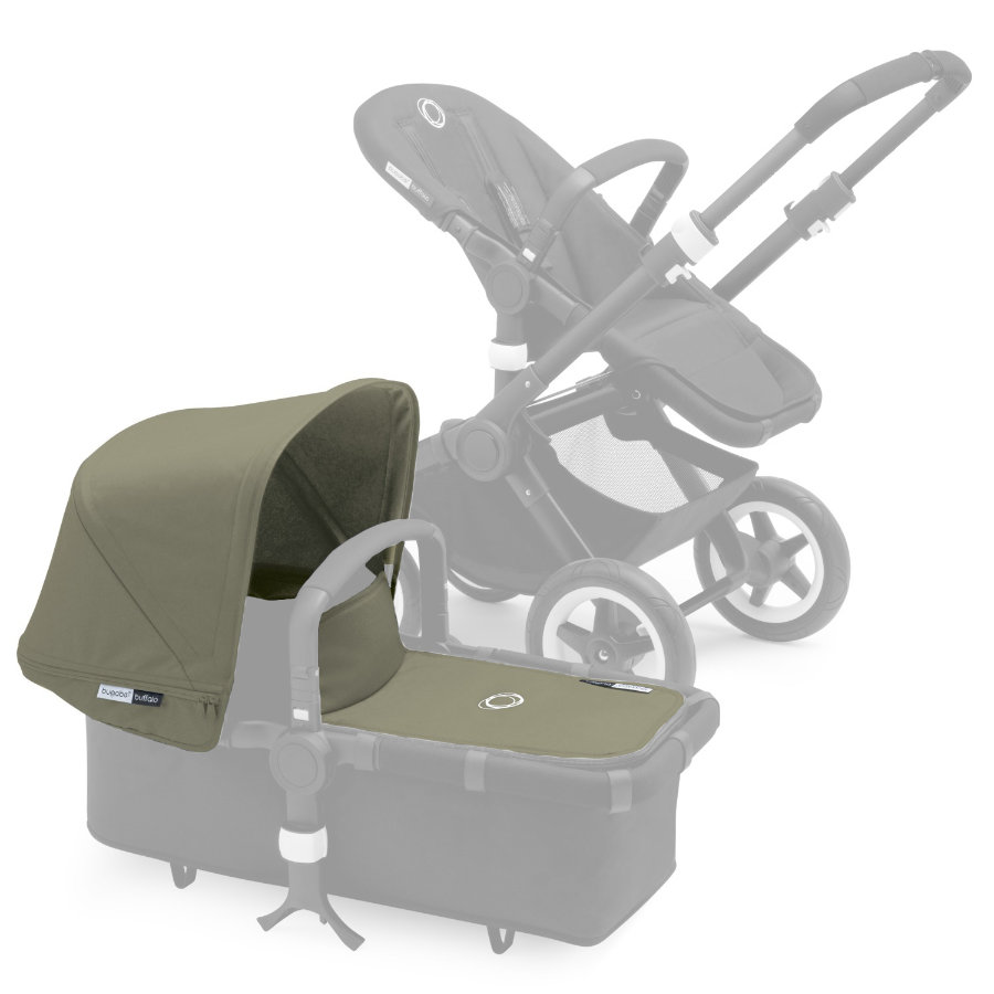 bugaboo Buffalo Cover Set Dark Khaki