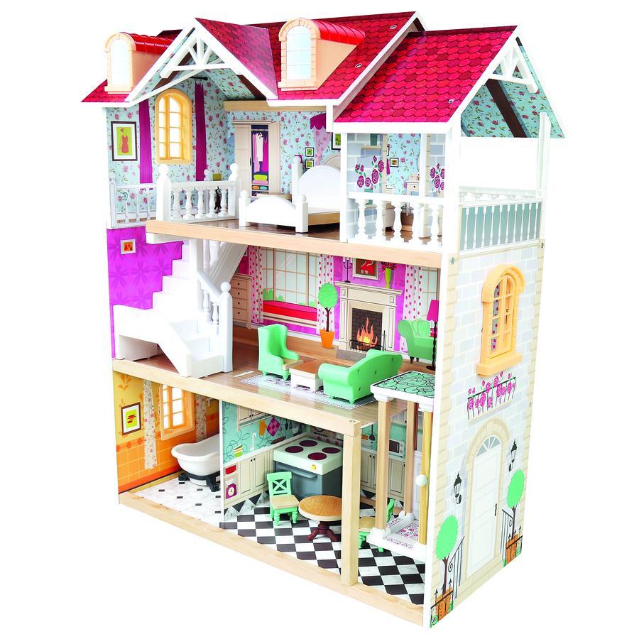 Bino großes Puppenhaus