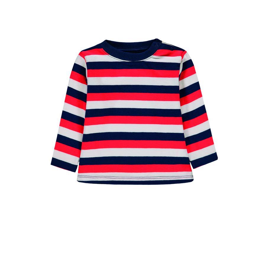 KANZ Chlapecká košile s dlouhým rukávem, pruh y / d   vícebarevná ed