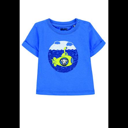 KANZ Gutter T-skjorte, palassblå | blå