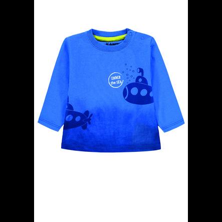 KANZ Boys pitkähihainen paita, palatsinsininen | sininen
