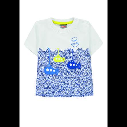 KANZ Gutter T-skjorte, b høyre hvit | hvit