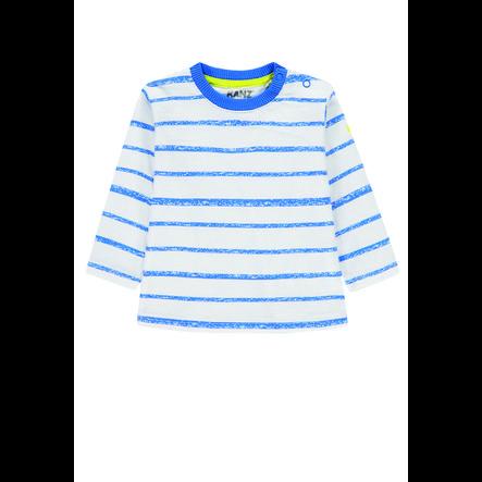 KANZ Chemise à manches longues pour garçons, |multi allover color ed