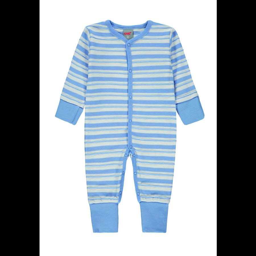 KANZ Boys Schlafanzug 1tlg. y/d stripe multicolored