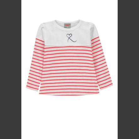 KANZ Girls Langarmshirt, allover|multicolored