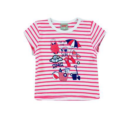 KANZ T-skjorte for jenter y / d stripe | flerfarget utg