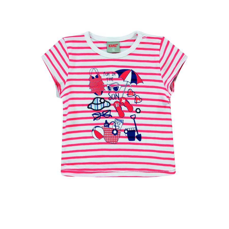 KANZ Girls T-shirt à rayures color