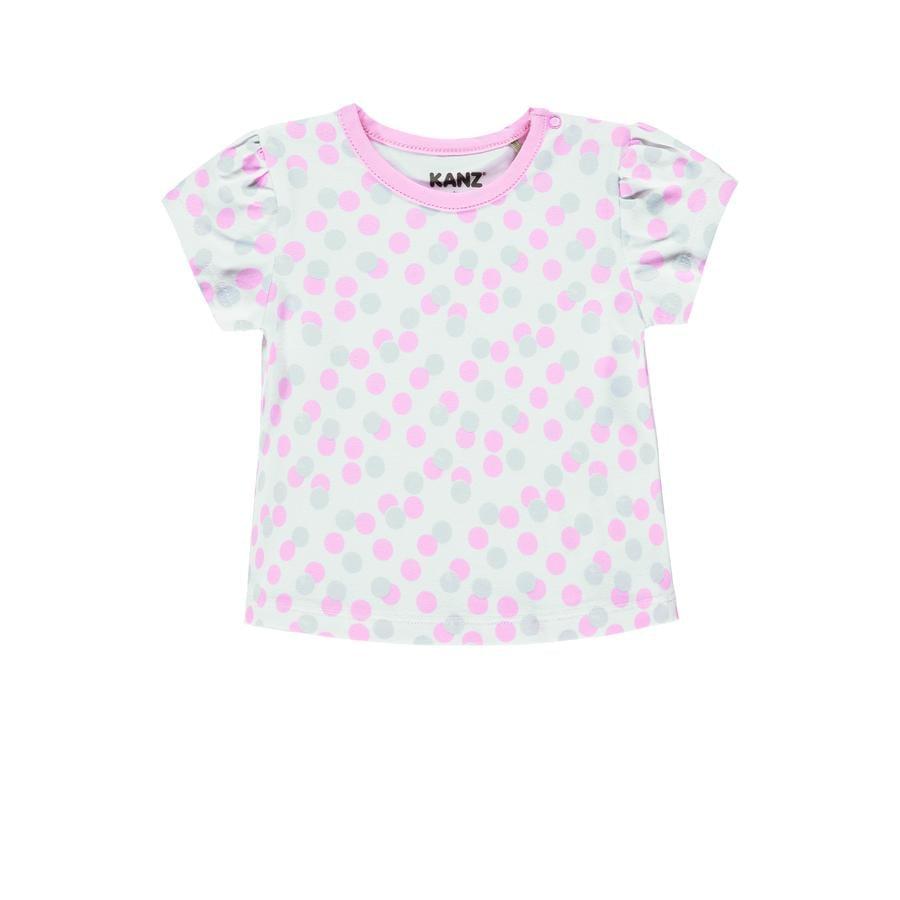 KANZ Baby-T-skjorte | farge i farger all